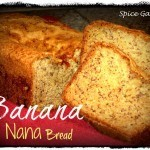 Banana Nana Bread