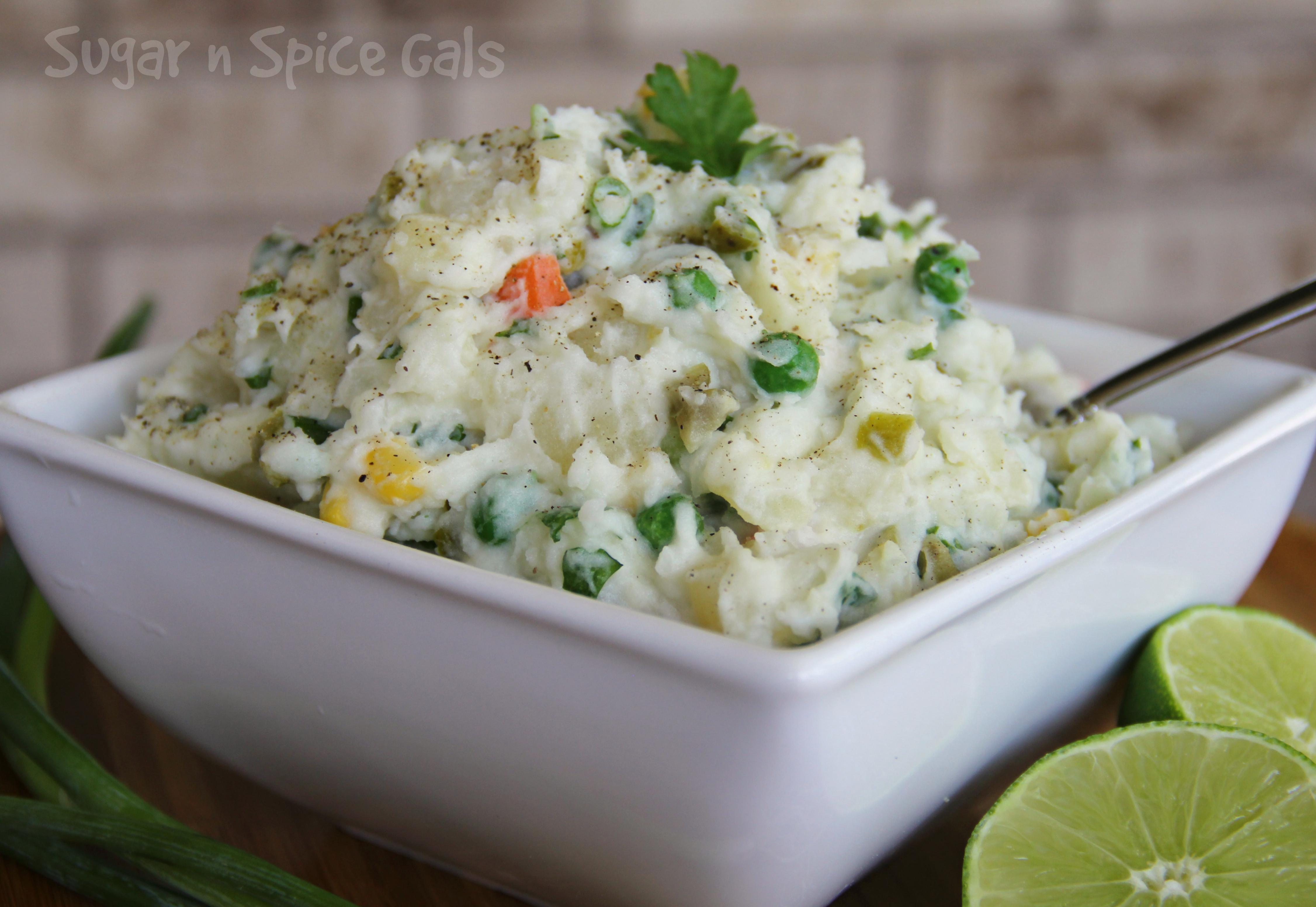 Brazilian potato salad recipes