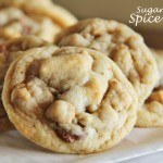 Heart-throb Chocolate Chip Cookies