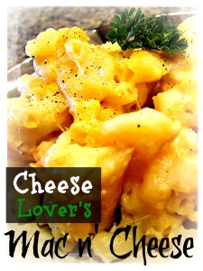 Mac n' Cheese Recipe