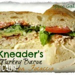 Kneader's Turkey Bacon Avocado