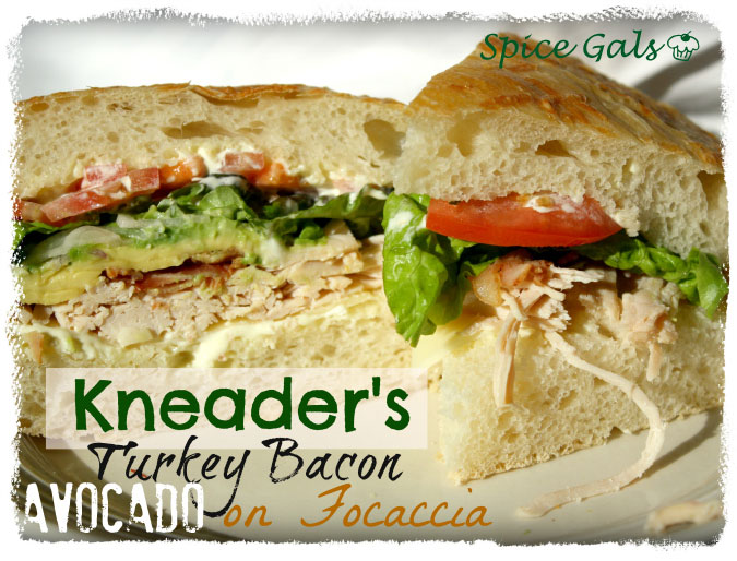 kneaders turkey bacon avocado
