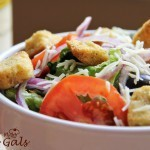 Olive Garden Salad (Copy Cat)