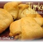Little Turkey Croissants