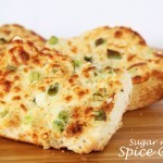 Cheesy Garlic French Bread