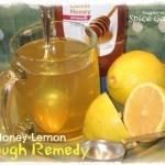 Honey-Lemon Cough Remedy