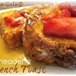 Kneader's French Toast