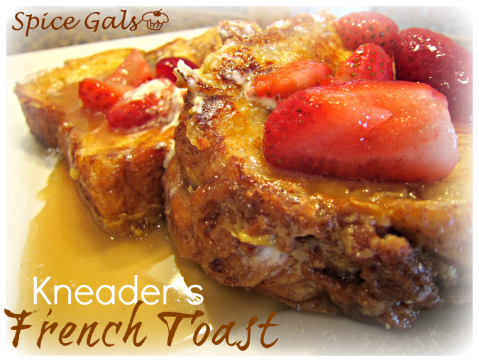 kneaders french toast