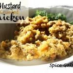 Mustard Crusted Chicken