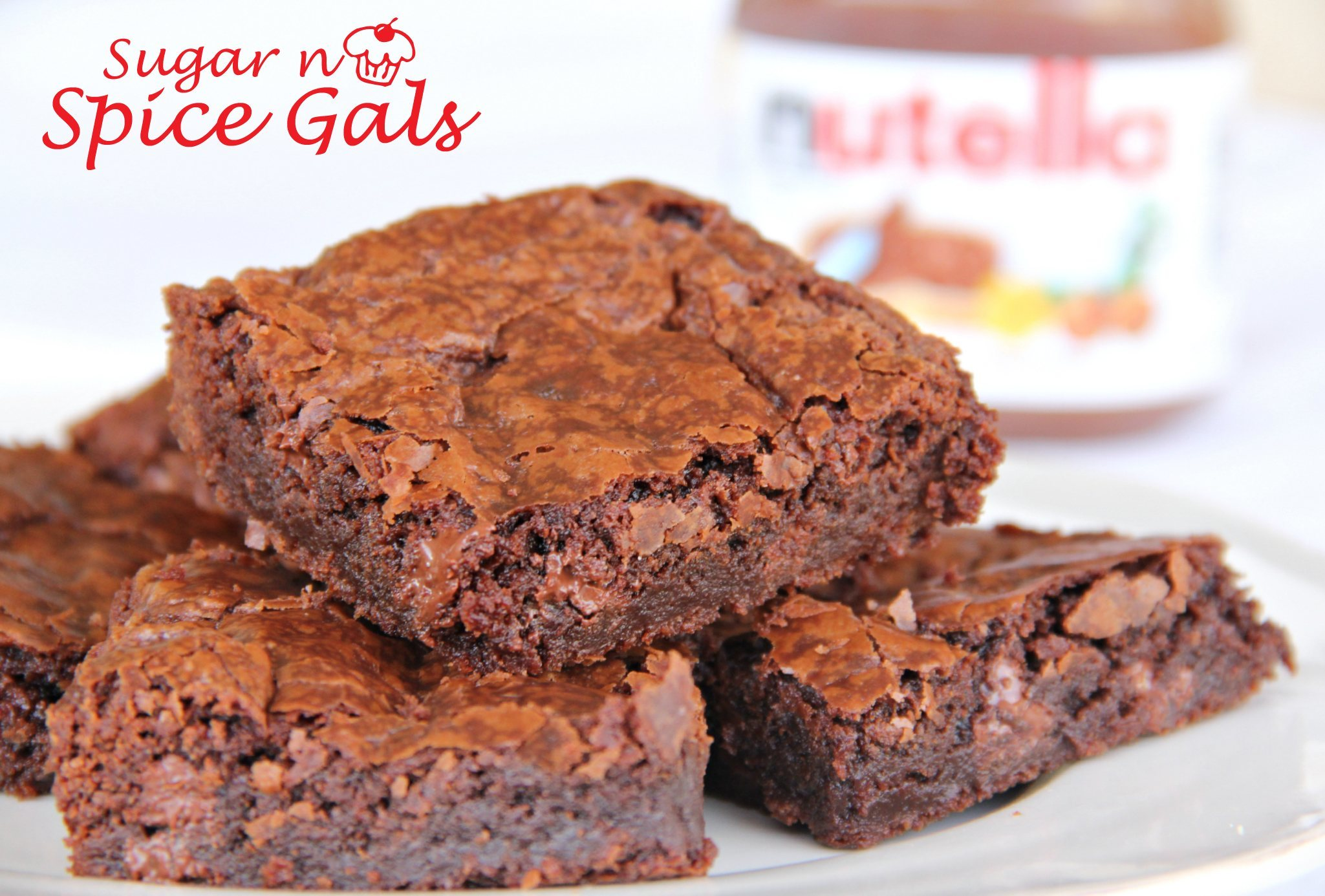 Watch How to Make Nutella Brownies video