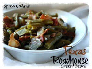 Texas Roadhouse Green Beans