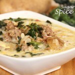Zuppa Toscana Soup (Olive Garden Copy Cat)