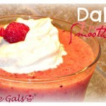 Dal's Fruit Smoothie
