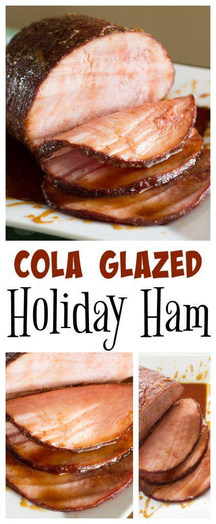 Coca Cola Ham Glaze