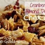 Cranberry Almond Chex Mix