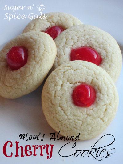 cherry almond cookie recipe