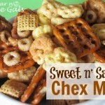 Sweet n' Salty Chex Mix