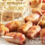 Bacon Wrapped Lil' Smokies