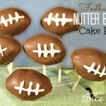 Football Nutter Butter Pops