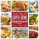 Super Bowl Party Treats