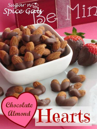 chocolate almond recipe