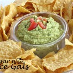 White Bean Avocado Dip
