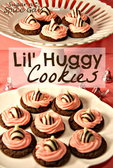Lil Huggy valentine cookie recipes
