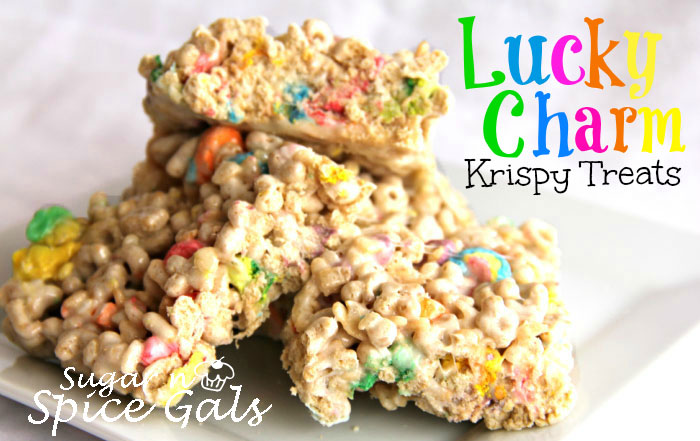Lucky Charms Cereal recipes