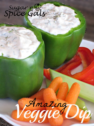 veggie dip recipes