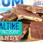 Saltine Cracker Candy