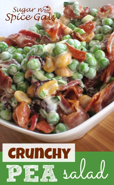crunchy-pea-salad recipe
