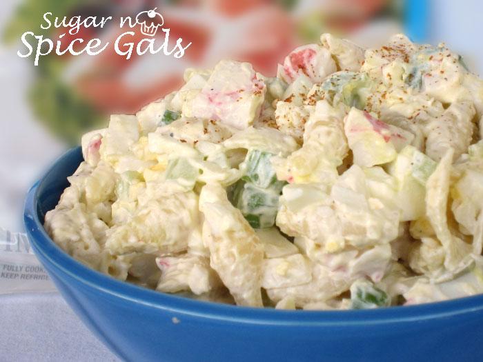 crab-salad