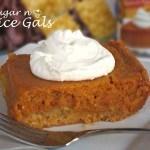 Gooey Pumpkin Cake