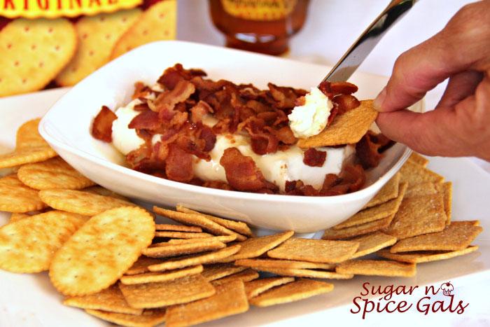 Bacon Cheese Dip Recipe