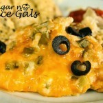 Creamy Crock Pot Enchiladas