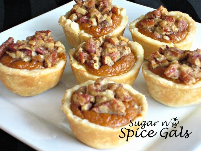 Pumpkin Pie Bites Recipe