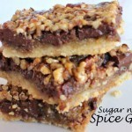 Chocolate Chunk Pecan Bars