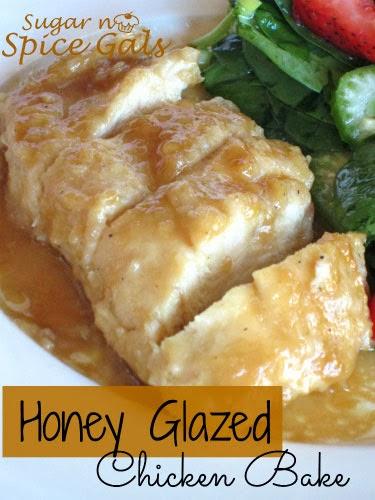 Honey Glazed Chicken Bake