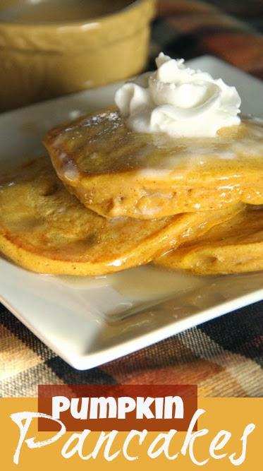 To Die For Pumpkin Pancakes