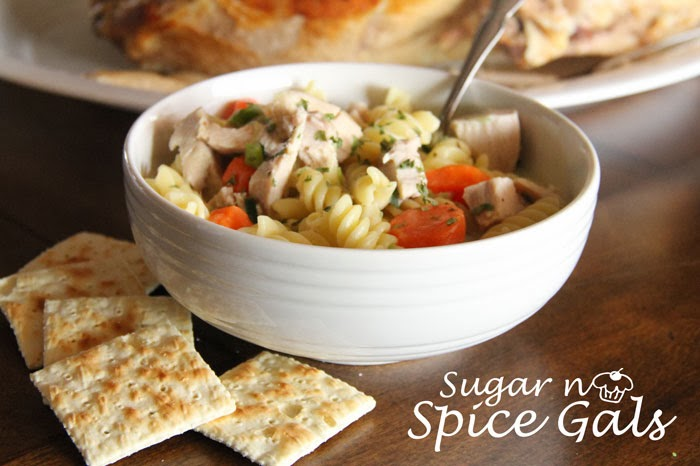 Turkey Noodle Soup Recipes
