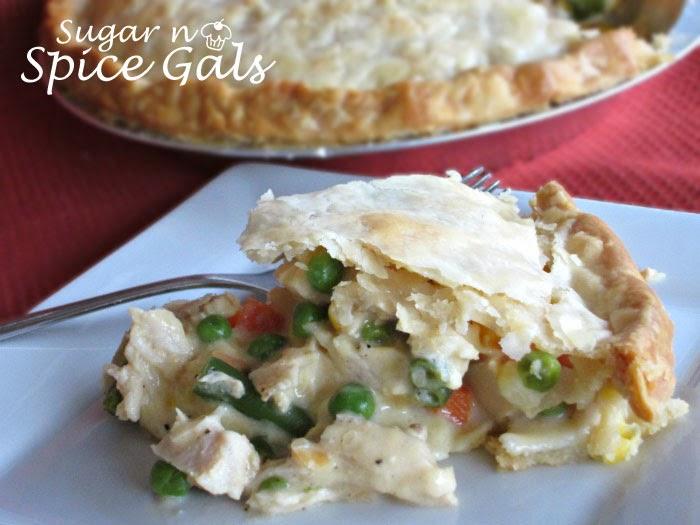 Easy Turkey Pot Pie Recipes