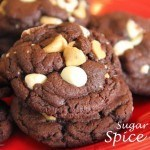 Reeses White Chocolate Pudding Cookies