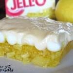 Lemon Jello Delight