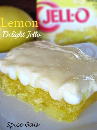 lemon jello recipe