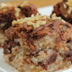 Chocolate Banana Nut Bars