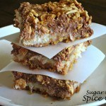Wicked Layered Cookie Bars