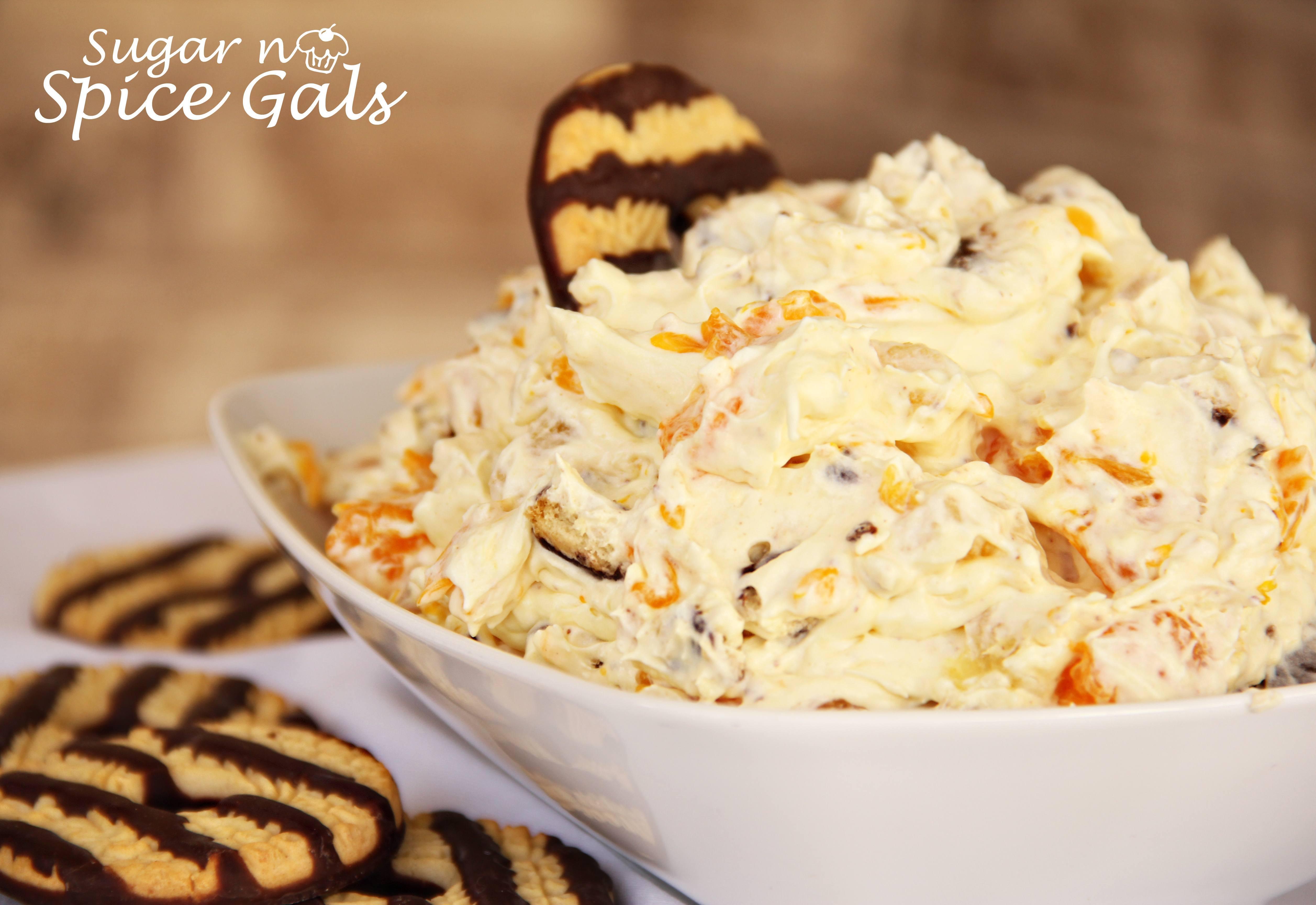 Cookie Salad Sugar N Spice Gals
