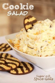 cookie salad