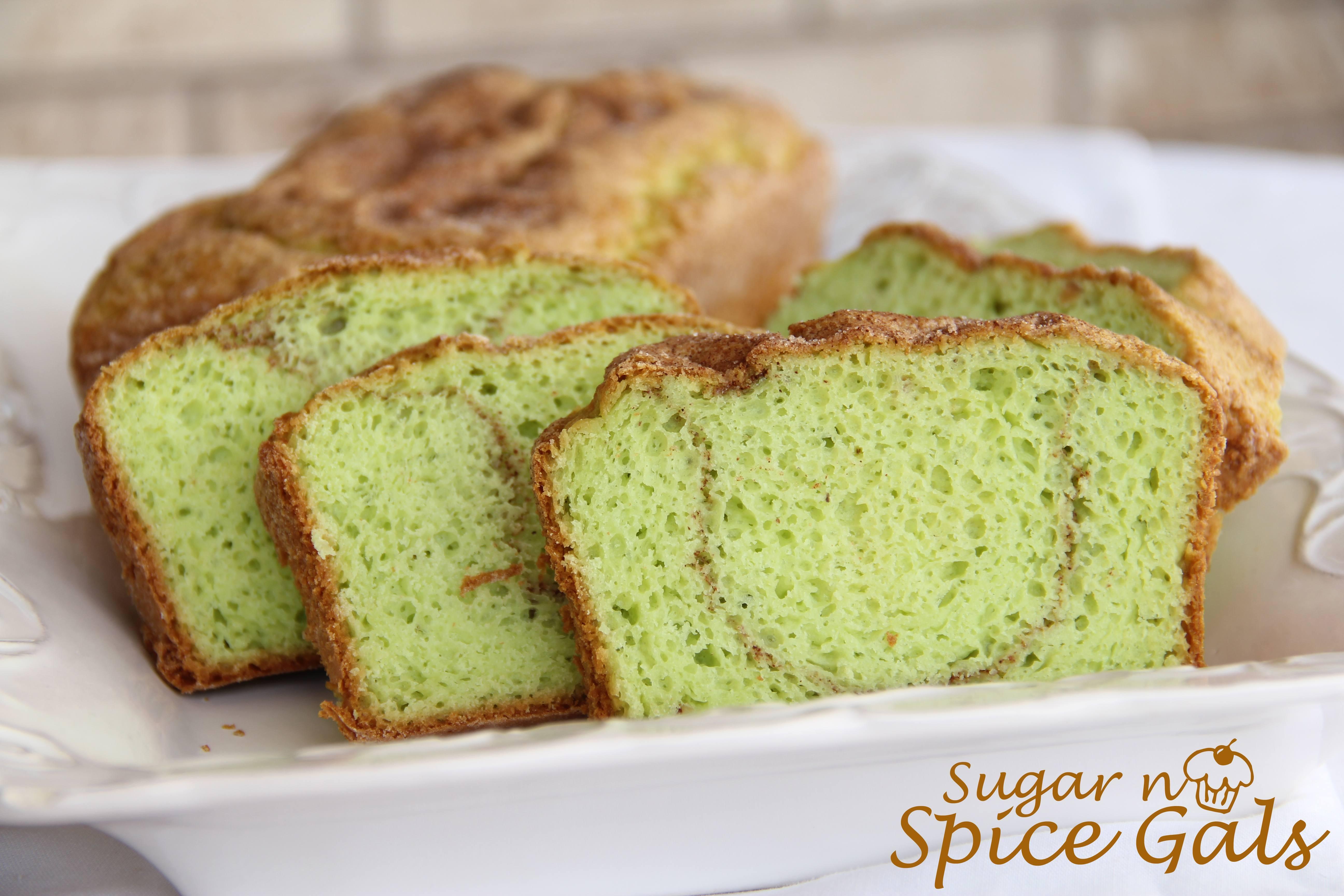 Quick Pistachio Bread Sugar N Spice Gals