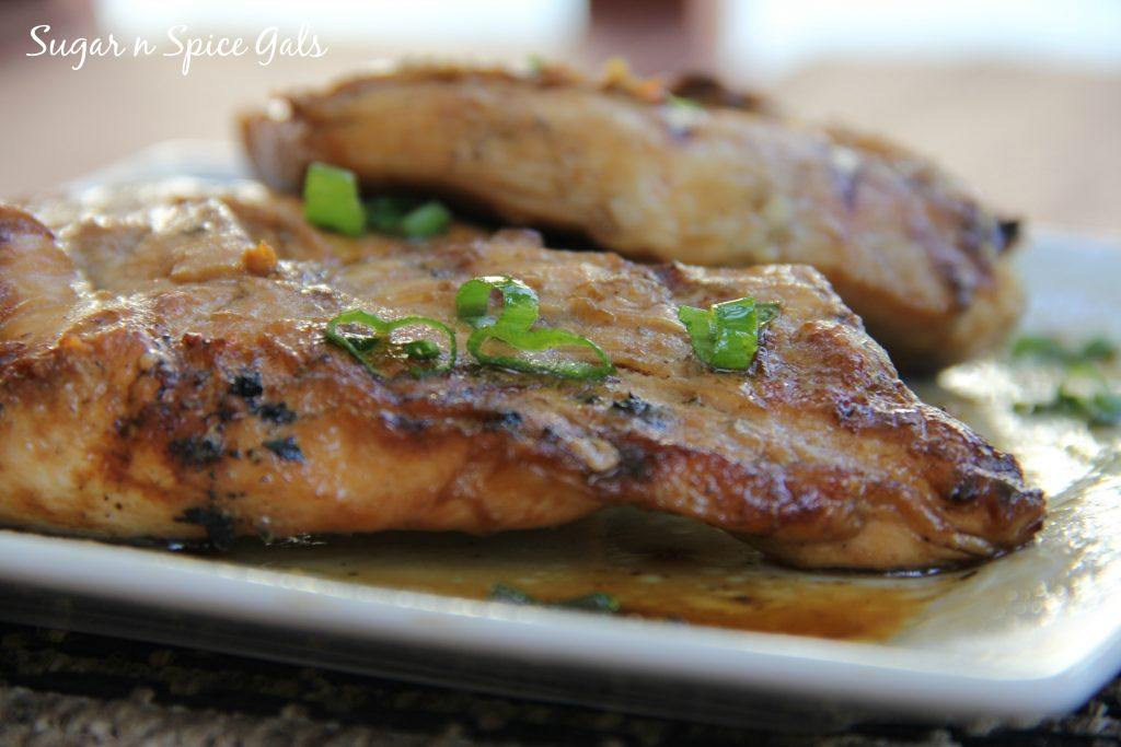 Sweet Soy Marinated Chicken
